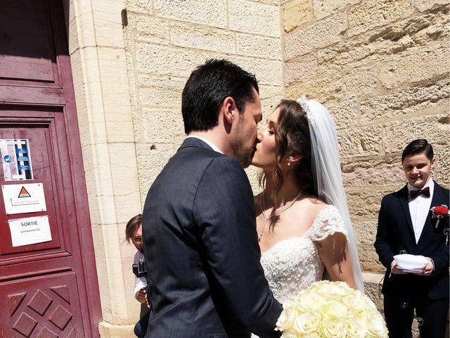 Le mariage de Carole et Caleb à Courtivron, Côte d'Or 1