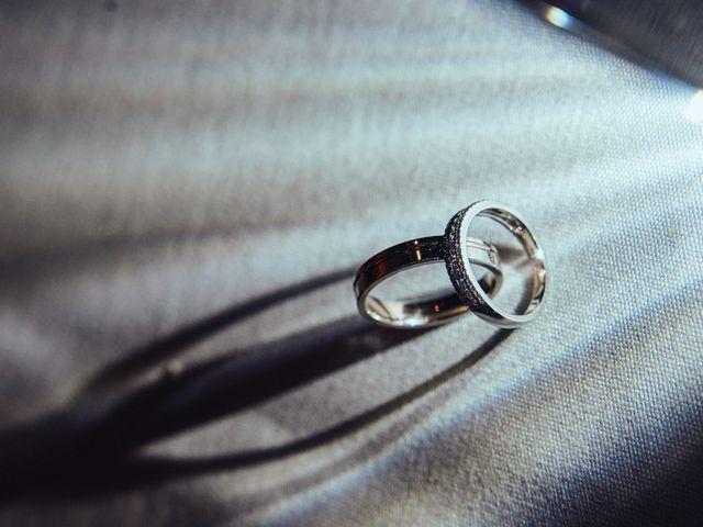 Le mariage de Carole et Caleb à Courtivron, Côte d'Or 2