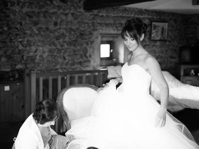 Le mariage de Mehdi et Anaïs à Saint-Pierre-de-Chartreuse, Isère 21