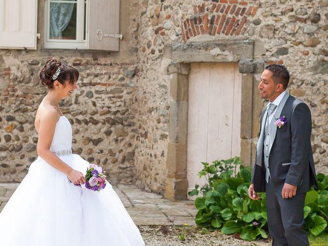Le mariage de Mehdi et Anaïs à Saint-Pierre-de-Chartreuse, Isère 32