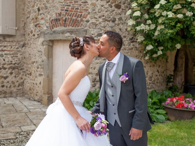 Le mariage de Mehdi et Anaïs à Saint-Pierre-de-Chartreuse, Isère 34