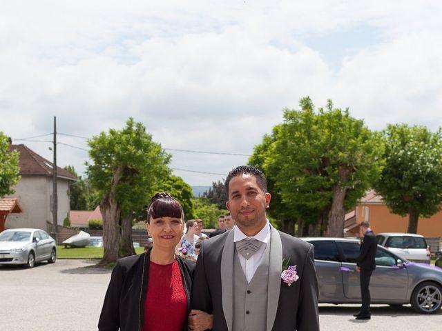 Le mariage de Mehdi et Anaïs à Saint-Pierre-de-Chartreuse, Isère 35