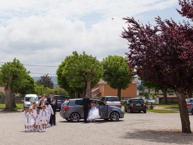 Le mariage de Mehdi et Anaïs à Saint-Pierre-de-Chartreuse, Isère 36