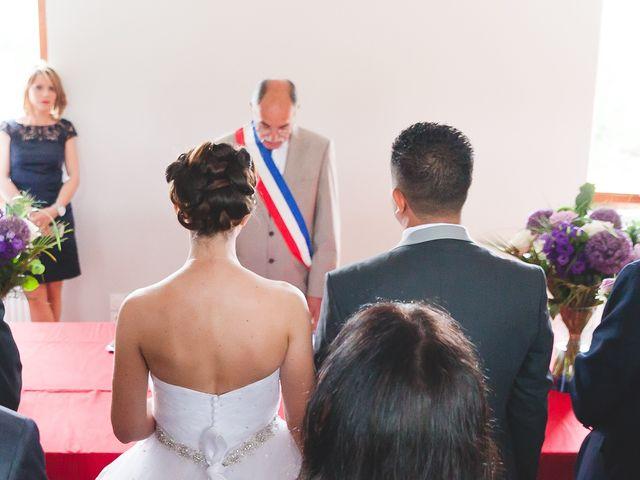 Le mariage de Mehdi et Anaïs à Saint-Pierre-de-Chartreuse, Isère 38