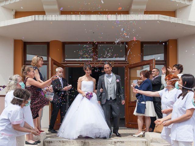 Le mariage de Mehdi et Anaïs à Saint-Pierre-de-Chartreuse, Isère 45