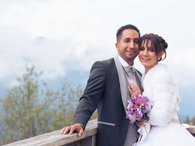 Le mariage de Mehdi et Anaïs à Saint-Pierre-de-Chartreuse, Isère 49