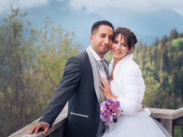Le mariage de Mehdi et Anaïs à Saint-Pierre-de-Chartreuse, Isère 50