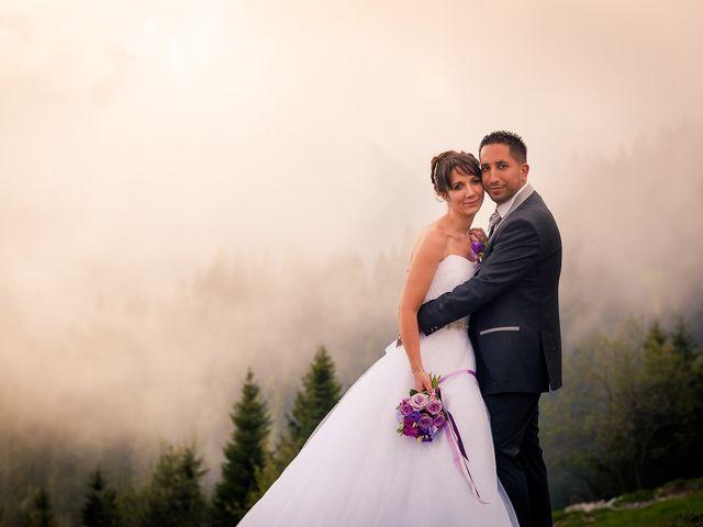Le mariage de Mehdi et Anaïs à Saint-Pierre-de-Chartreuse, Isère 53