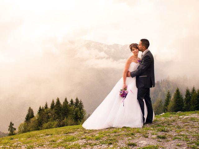 Le mariage de Anaïs et Mehdi