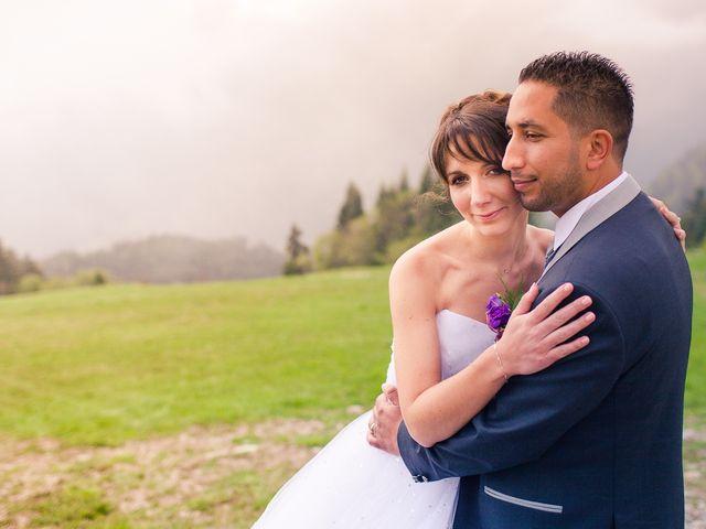 Le mariage de Mehdi et Anaïs à Saint-Pierre-de-Chartreuse, Isère 54