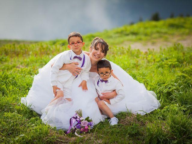 Le mariage de Mehdi et Anaïs à Saint-Pierre-de-Chartreuse, Isère 55