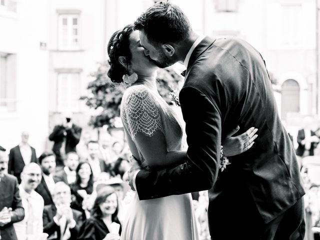 Le mariage de Raphaelle et Florian