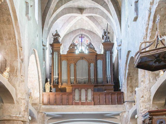 Le mariage de Julien et Lorraine à Grasse, Alpes-Maritimes 20