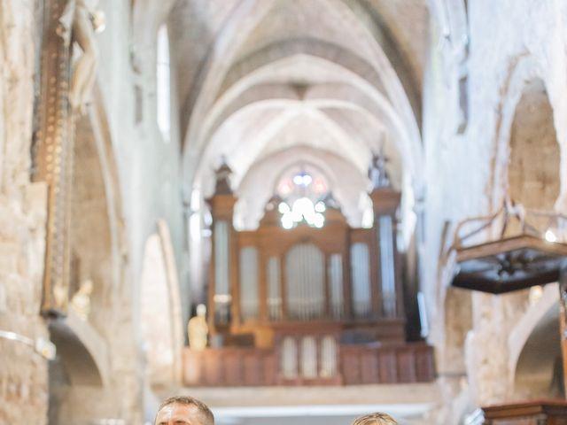 Le mariage de Julien et Lorraine à Grasse, Alpes-Maritimes 32