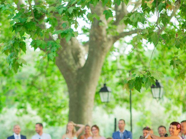 Le mariage de Julien et Lorraine à Grasse, Alpes-Maritimes 42