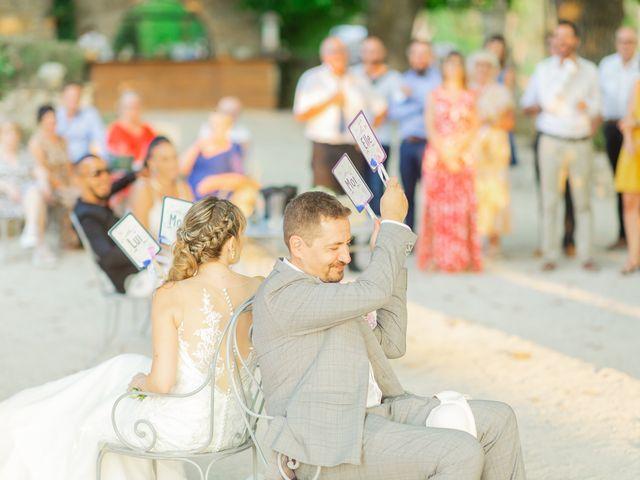 Le mariage de Julien et Lorraine à Grasse, Alpes-Maritimes 43