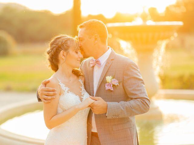Le mariage de Julien et Lorraine à Grasse, Alpes-Maritimes 64