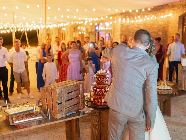 Le mariage de Julien et Lorraine à Grasse, Alpes-Maritimes 81