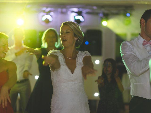 Le mariage de Romain  et Alexandra à Le Castellet, Var 10