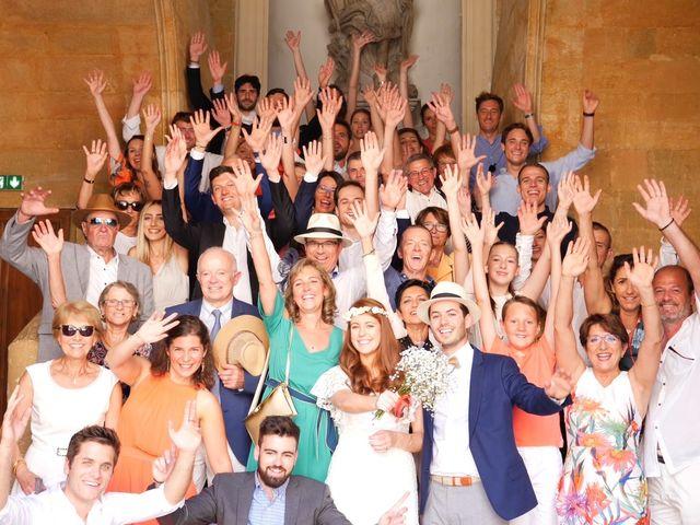 Le mariage de Xavier et Caroline à Saint-Martin-de-Castillon, Vaucluse 7