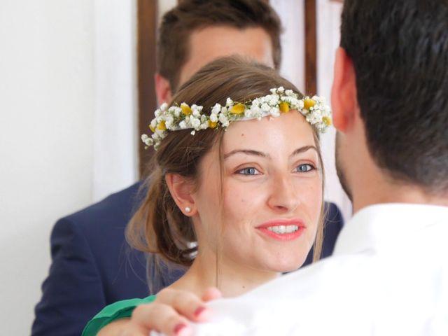 Le mariage de Xavier et Caroline à Saint-Martin-de-Castillon, Vaucluse 12