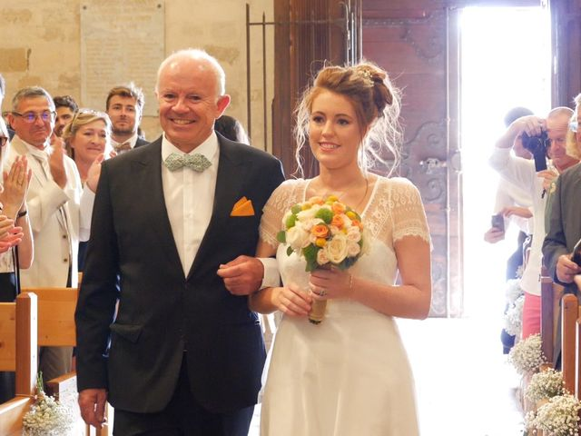 Le mariage de Xavier et Caroline à Saint-Martin-de-Castillon, Vaucluse 20