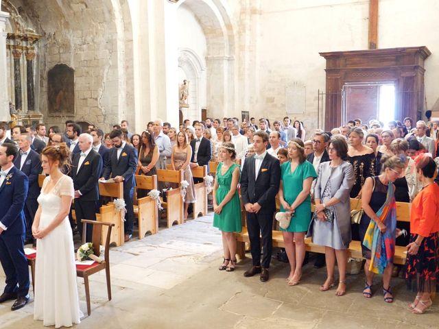 Le mariage de Xavier et Caroline à Saint-Martin-de-Castillon, Vaucluse 21