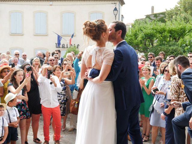 Le mariage de Xavier et Caroline à Saint-Martin-de-Castillon, Vaucluse 42