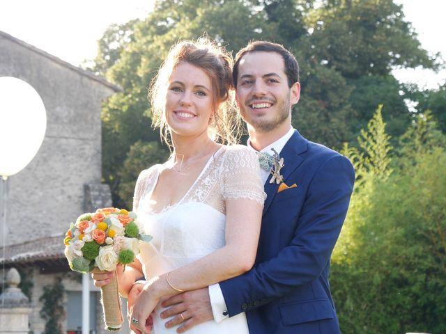 Le mariage de Xavier et Caroline à Saint-Martin-de-Castillon, Vaucluse 43