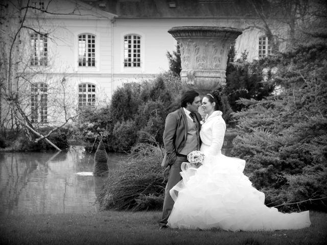 Le mariage de José et Karine à Soisy-sur-Seine, Essonne 11