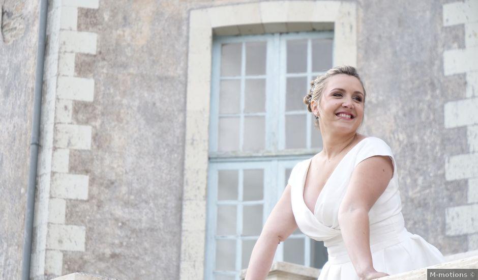 Le mariage de Valentin et Emeline à Frossay, Loire Atlantique