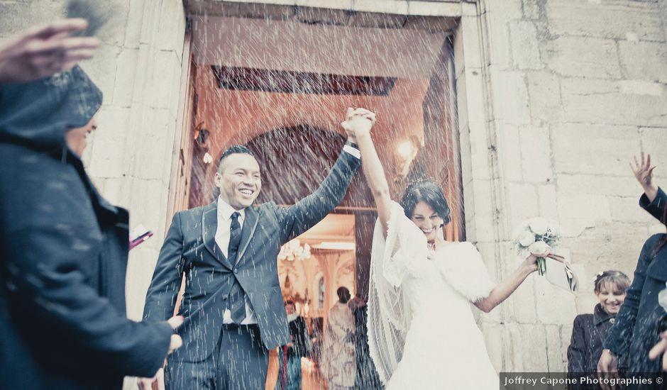 Le mariage de Yanis et Marie à Volmerange-les-Mines, Moselle