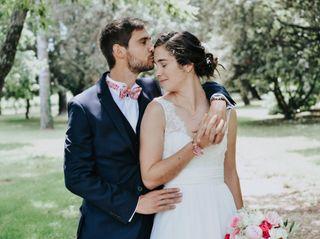Le mariage de Sixtine et Josselin