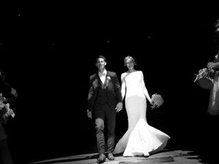 Le mariage de Marine et François