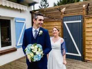 Le mariage de Audrey et Xavier