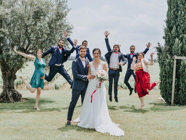Le mariage de Josselin et Sixtine à Piolenc, Vaucluse 15