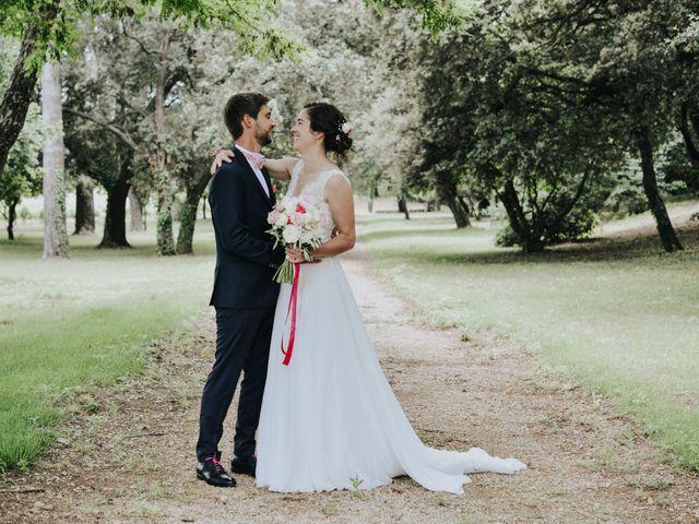 Le mariage de Josselin et Sixtine à Piolenc, Vaucluse 18