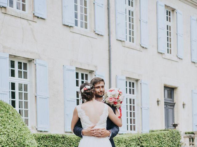 Le mariage de Josselin et Sixtine à Piolenc, Vaucluse 19