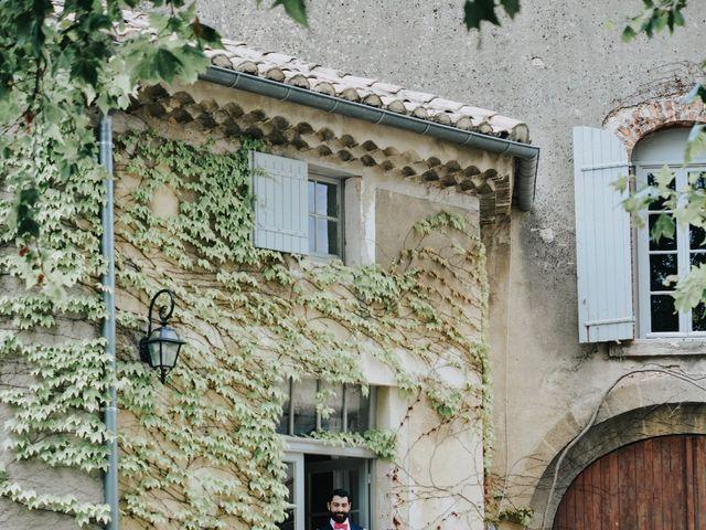 Le mariage de Josselin et Sixtine à Piolenc, Vaucluse 20