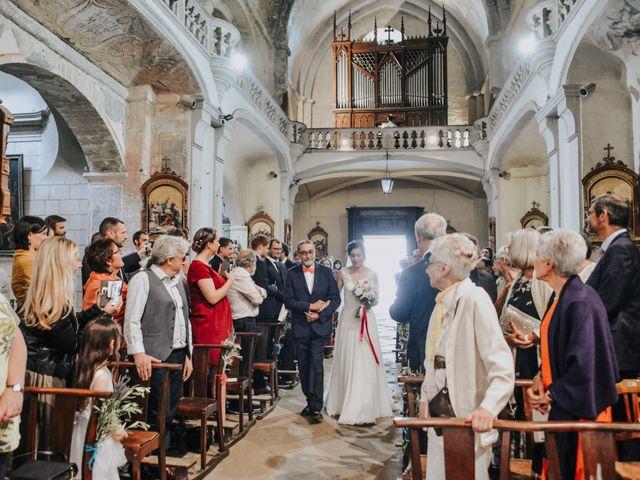 Le mariage de Josselin et Sixtine à Piolenc, Vaucluse 28
