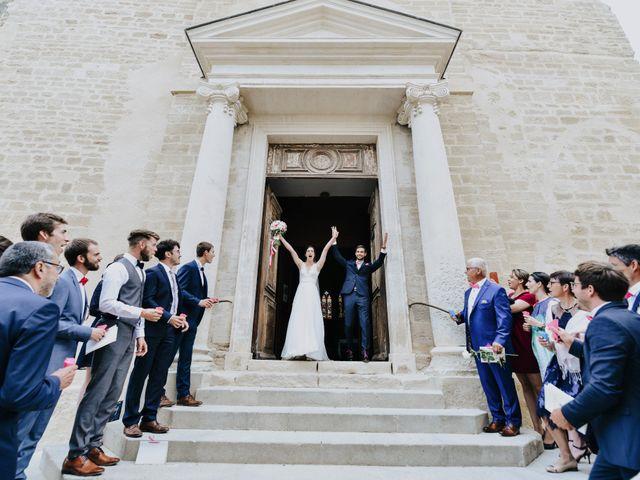 Le mariage de Josselin et Sixtine à Piolenc, Vaucluse 30