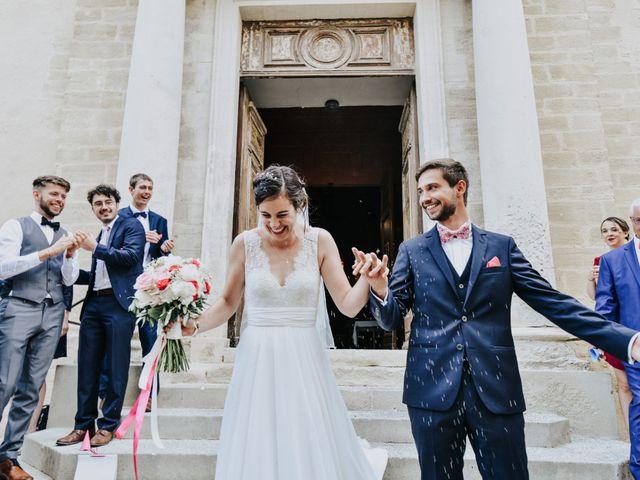 Le mariage de Josselin et Sixtine à Piolenc, Vaucluse 33