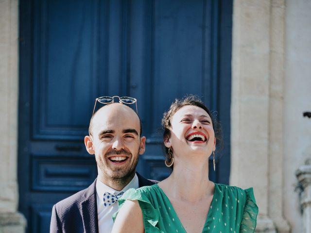 Le mariage de Josselin et Sixtine à Piolenc, Vaucluse 43