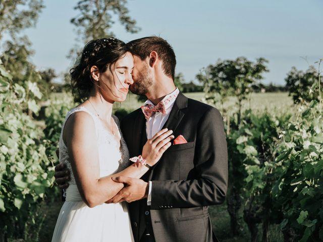 Le mariage de Josselin et Sixtine à Piolenc, Vaucluse 49
