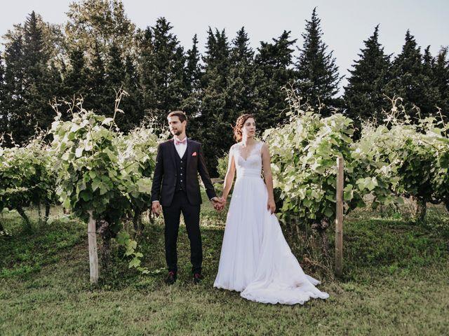 Le mariage de Josselin et Sixtine à Piolenc, Vaucluse 50