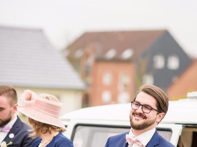 Le mariage de Rémi et Coralie à Cambrai, Nord 13