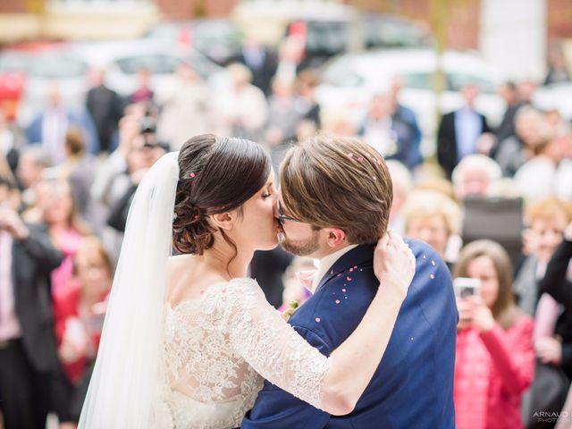 Le mariage de Rémi et Coralie à Cambrai, Nord 24