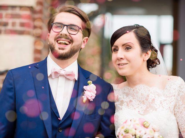 Le mariage de Rémi et Coralie à Cambrai, Nord 25