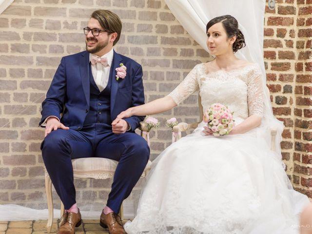 Le mariage de Rémi et Coralie à Cambrai, Nord 36