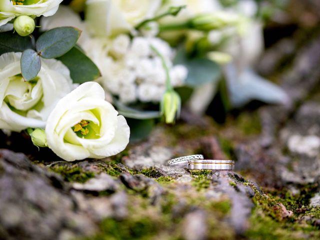 Le mariage de Florian et Linda à Illifaut, Côtes d'Armor 9